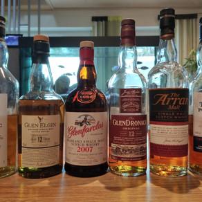 Whiskey-Tasting mal anders