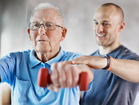 Physical Therapy, a Senior Priority