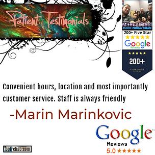 bpt - google testimonial - Marin Marinko