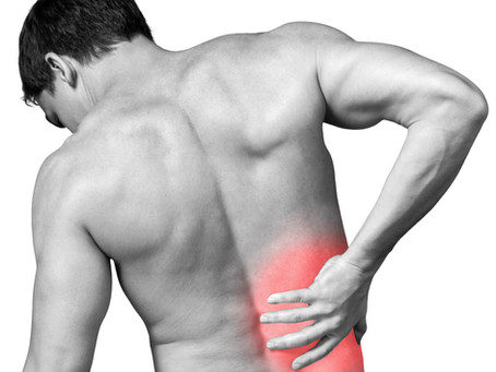 Low Back Pain is The Worst!