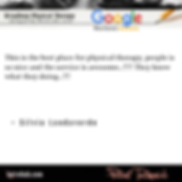 bpt - google testimonial Silvia Landaver