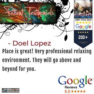 bpt - google testimonial - Doel Lopez.pn