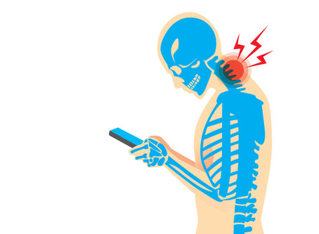 Tech Neck - How Today's Tech is Affecting Your Health.