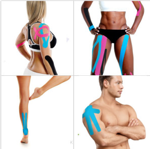 Kinesiology Tape - What is it and what are the benefits?
