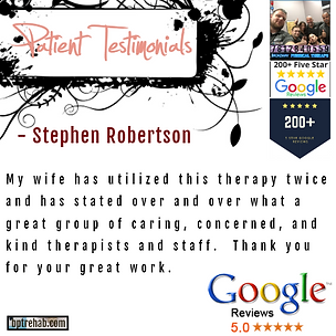 bpt - google testimonial - Stephen Rober