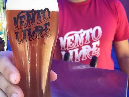 Cerveja Vento Livre
