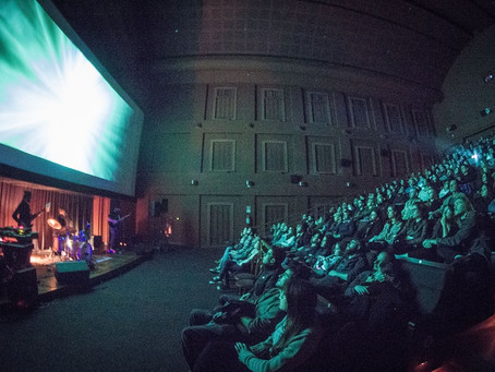 Última apresentação do Cine Floyd