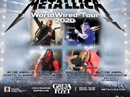 Metallica em Porto Alegre