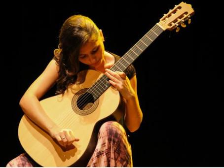 Mulheres Compositoras para Violão na Ecarta