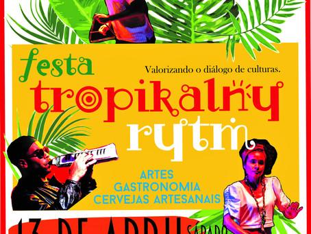 Festa Tropikalny Rytm - Sociedade Polônia