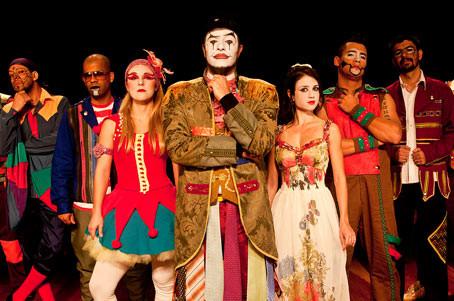 O Teatro Mágico de volta à Porto Alegre