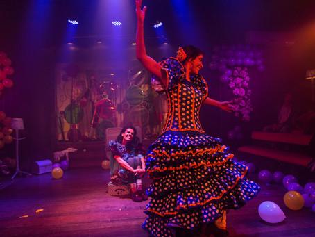 Flamenco Imaginário no Teatro Renascença