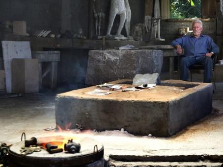 Centenário de Xico Stockinger no Centro Cultural da UFRGS