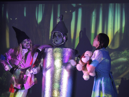 Apresentações Infantis no Teatro Zé Rodrigues