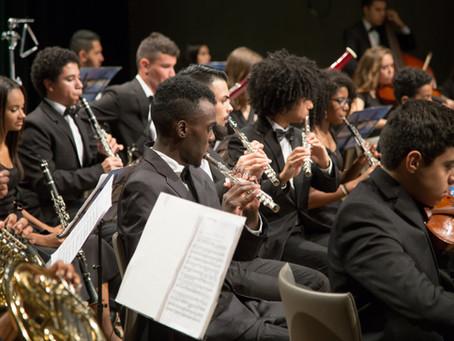 Orquestra Jovem comemora 10 anos