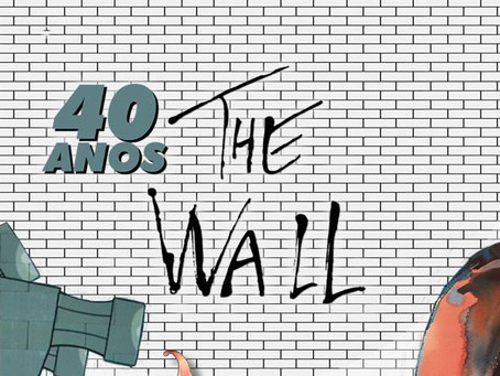 The Wall 40 Anos