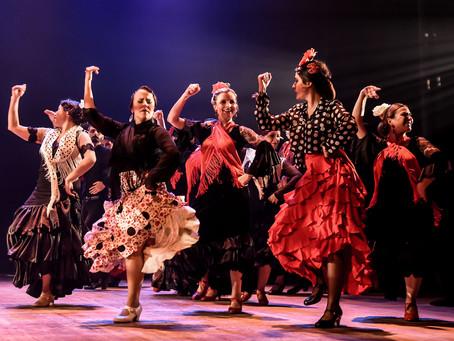Flamenco Imaginário e Ciclos integram a Semana da Cultura do CHC