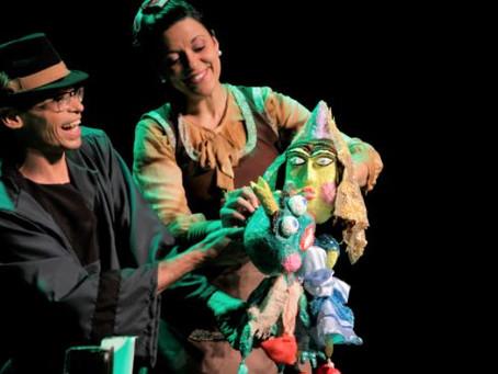 Teatro de bonecos - Grimm para os Pequenos