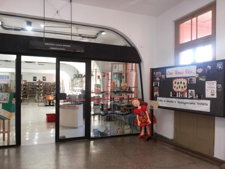 Curso de contação de histórias ocorre na Casa de Cultura Mario Quintana