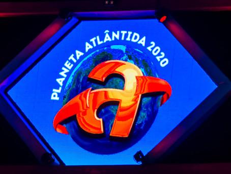 A 1ª noite de Planeta Atlântida