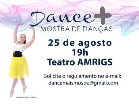 Dance+ Mostra de Danças -  3ª Edição
