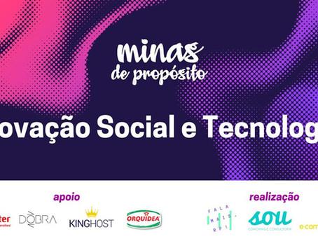 Minas de Propósito: Inovação Social e Tecnologia