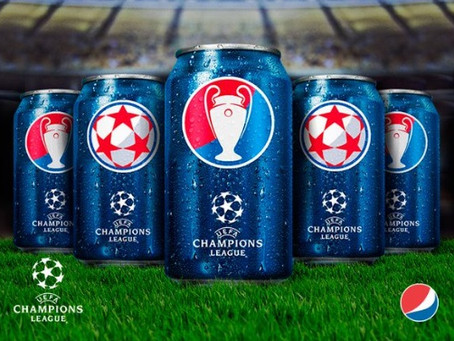 Pepsi on Stadium