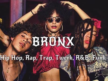 Festa Bronx no Budweiser Basement POA