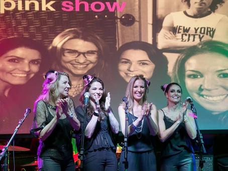 Pink Show no Royal Black Pub