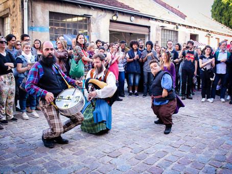 Feira Medieval Sesc