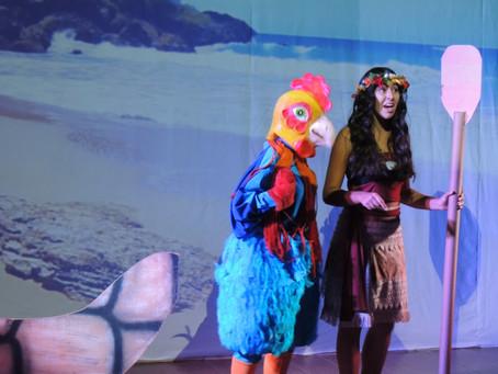 Apresentações infantis do Teatro Zé Rodrigues no Shopping Iguatemi