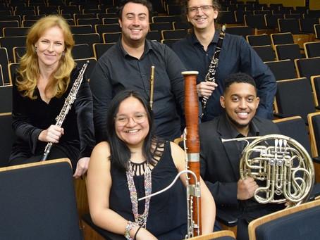 Concertos Clube do Comércio - Quinteto Som 5