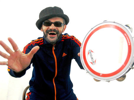 Zé do Pandeiro celebra 25 anos de carreira