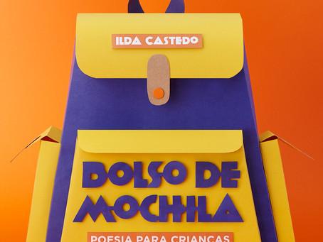 Bolso de Mochila - Livro Infantil