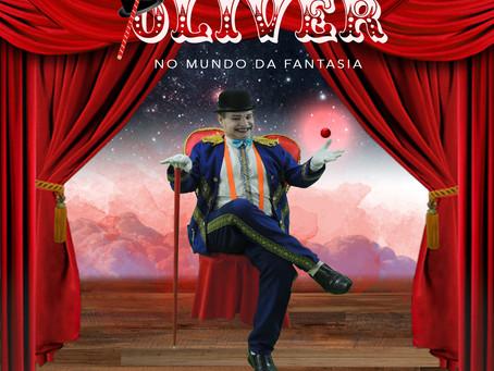 Oliver no mundo da fantasia
