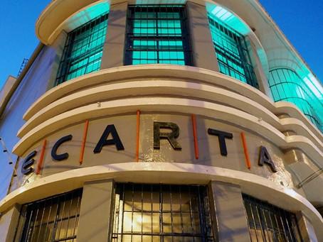Ecarta lança edital para residência artística e exposição
