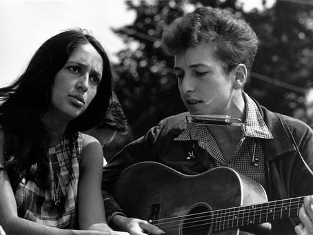 Curso sobre Bob Dylan no Instituto Ling
