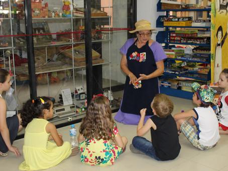 Biblioteca Lucília Minssen tem várias atividades em maio