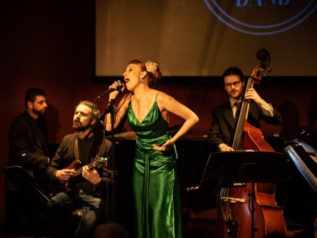 Bíbi Jazz Trio na Ecarta