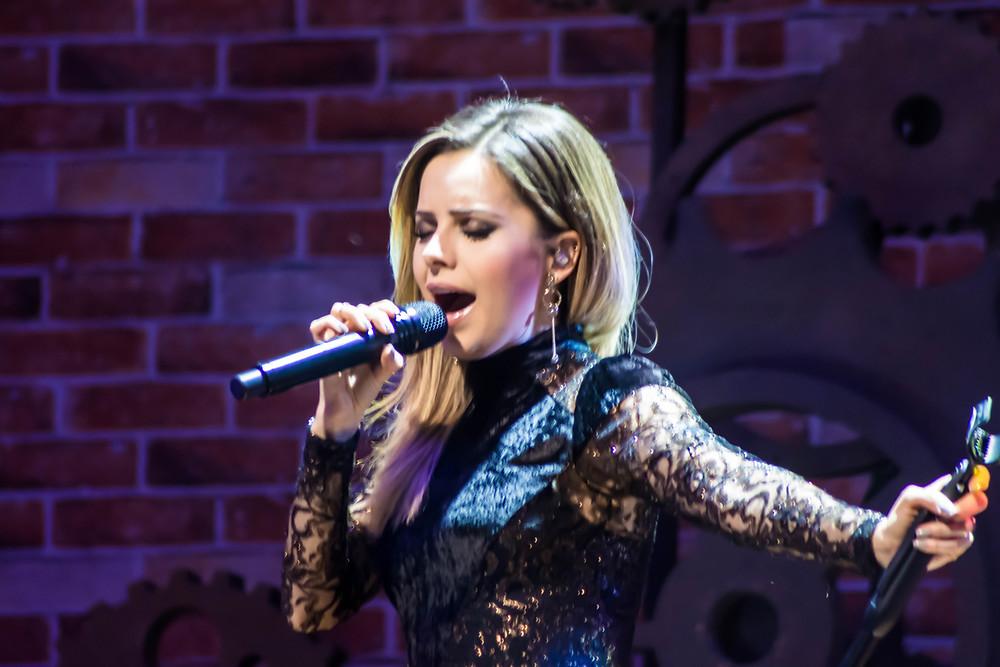 Show Sandy em Porto Alegre