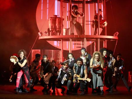 Rio Mais Brasil, o nosso Musical no Teatro do Bourbon Country