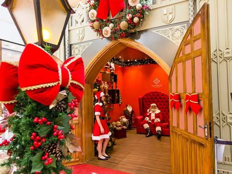 Natal no Moinhos Shopping