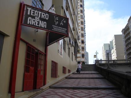 Chamada Pública para ocupação do Teatro de Arena