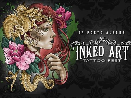 1º Inked Art Tattoo Fest