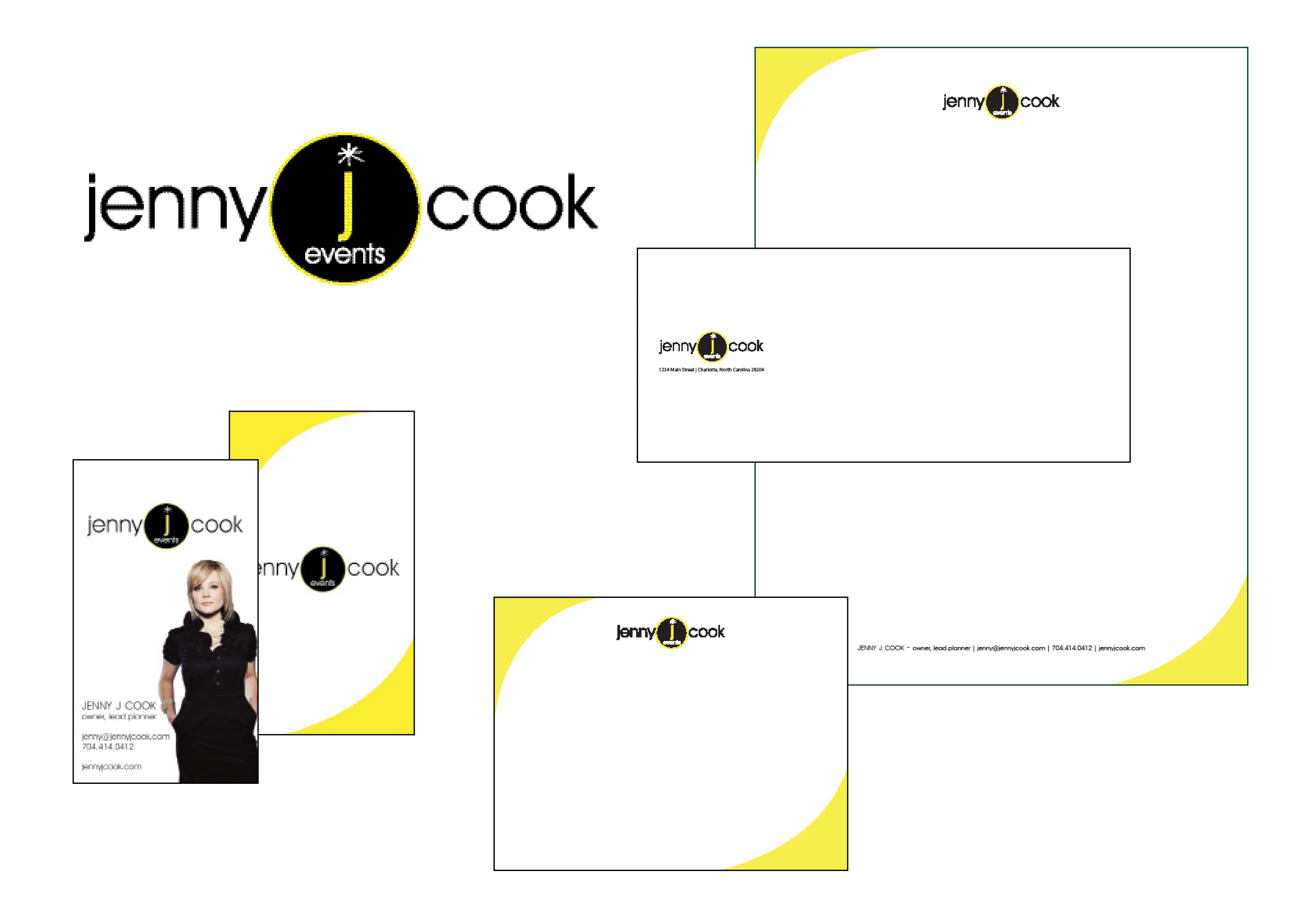 Jenny J Cook