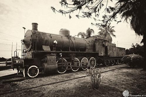 Ancient Locomotive 2