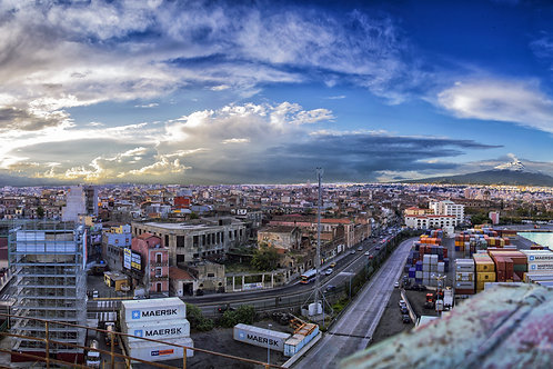 Catania's Roof