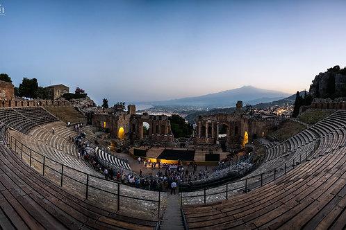 Anfiteatro Romano di  Taormina