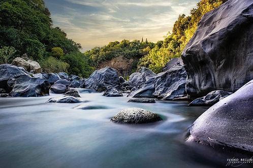 Alcantara River (Sicily)