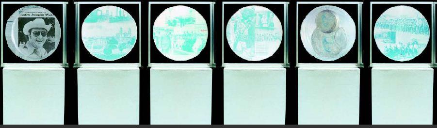 Colección de CDs contra la Amnesia